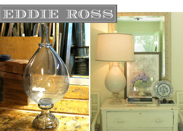 Eddie Ross Lamp Makeover